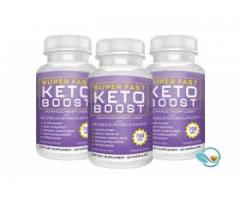 What is Super fast keto boost?