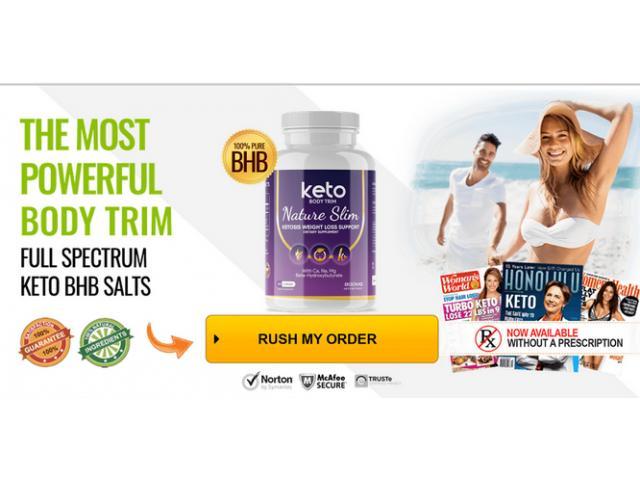 Keto Body Trim Nature Slim Reviews